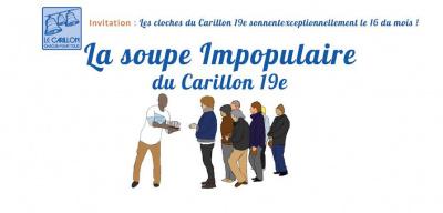 La soupe impopulaire du Carillon : les sans-abri vous servent à manger !