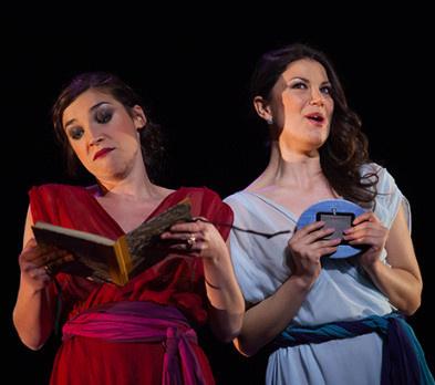 Les Mozart de l'Opéra au théâtre des Champs-Élysées