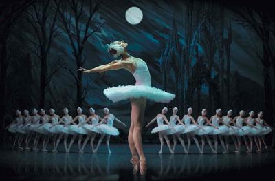 Saint-Pétersbourg Ballet Théâtre au théâtre des Champs-Élysées
