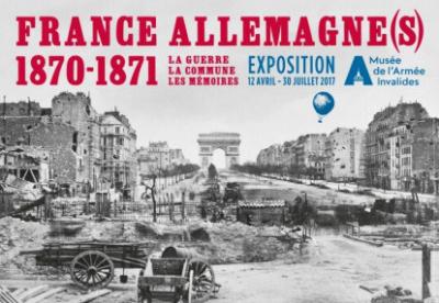 France-Allemagne(s) 1870-1871, l'exposition au musée de l'Armée