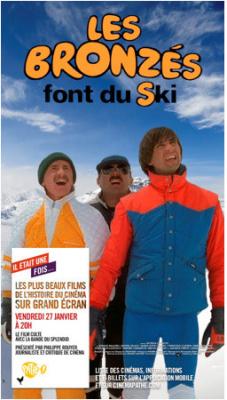 Les Bronzés font du ski de retour au cinéma en janvier 2017