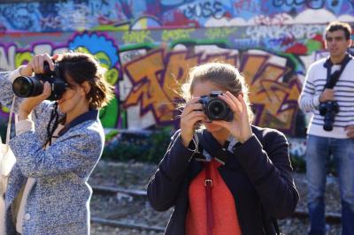Des balades en compagnie d'un photographe pro avec Atypic'
