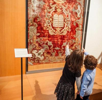 Ateliers pour enfants au musée d'art et d'histoire du judaïsme