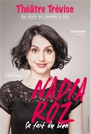 Nadia Roz au théâtre Trévise : critique coup de coeur