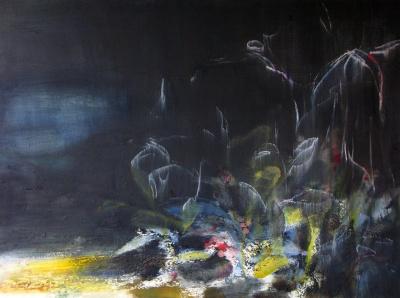 Éric Bourguignon s'expose à la galerie Guido Romero Pierini