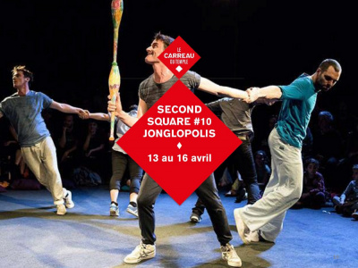 Jonglopolis au Carreau du Temple : ateliers et spectacle