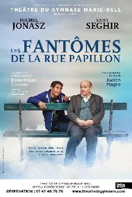 Les Fantômes de la rue Papillon au théâtre du Gymnase : gagnez vos places !