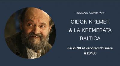Concert d'hommage à Arvo Pärt à la Fondation Vuitton