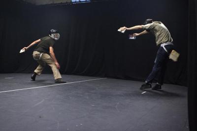 Sportmania, quand l'art s'active, l'exposition au Maif Social Club