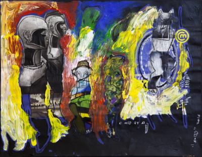 Soly Cissé, l'exposition au musée Dapper