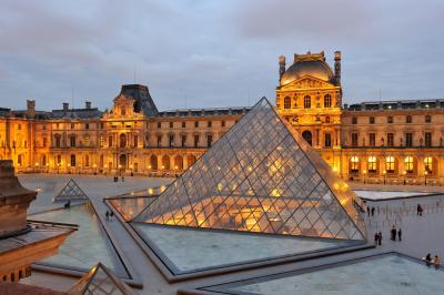 Les jeunes ont la parole, la nocturne au musée du Louvre