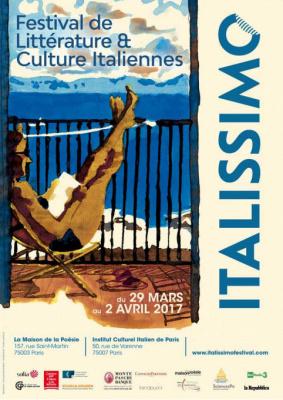 Italissimo, le festival de littérature et culture italiennes