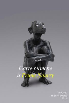Carte blanche à Prune Nourry, l'exposition au musée Guimet