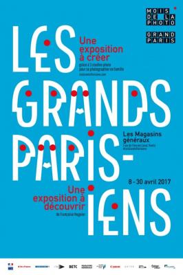Les Grands Parisiens, le projet photo des Grands Magasins à Pantin