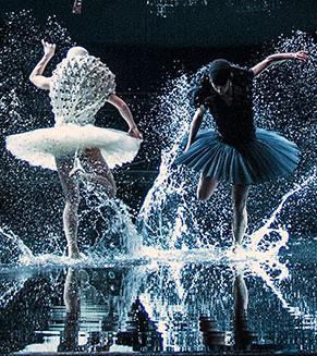A Swan Lake par Alexander Ekman au théâtre des Champs-Élysées