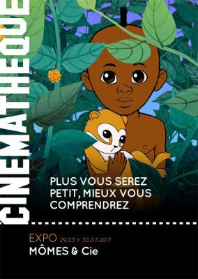 Mômes & Cie, la jolie exposition de la Cinémathèque