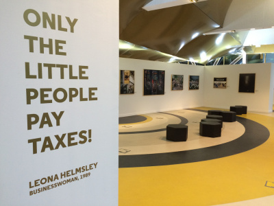 Les paradis fiscaux s'exposent en photographies au Centre Assas