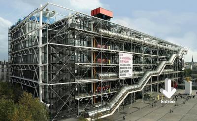 Imagine au Centre Pompidou 2017 : animations et musée gratuits