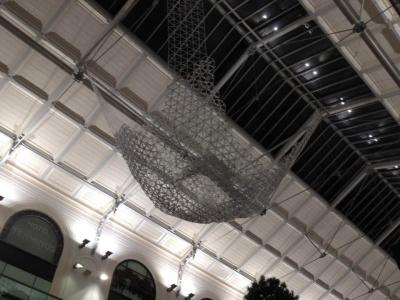 Le Pavillon Bic à la gare Saint-Lazare : une œuvre monumentale