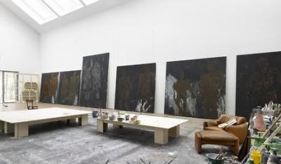 Georg Baselitz, l'exposition à la galerie Thaddaeus Ropac