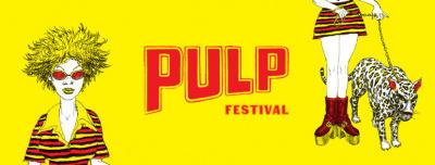 Pulp Festival à la Ferme du Buisson : la bande-dessinée s'amuse !