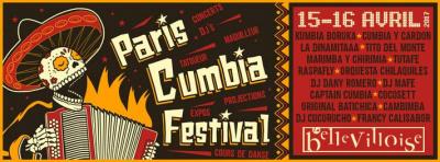 Paris Cumbia Festival à la Bellevilloise : édition 2017