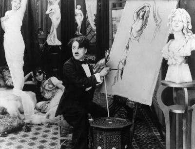 Un drôle d'atelier, une projection pour enfants au musée du Louvre