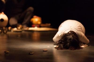 Nout, le spectacle de danse au théâtre Dunois