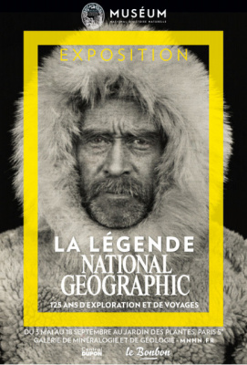 National Geographic s'expose au Muséum national d'Histoire naturelle
