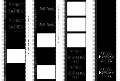 Peter Kubelka au Centre Pompidou : projections et rencontres