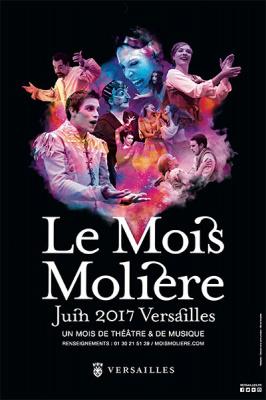 Le Mois Molière à Versailles en 2017, demandez le programme !