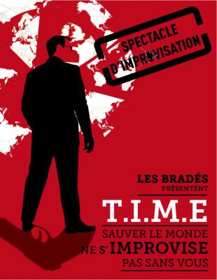 T.I.M.E à la Nouvelle Seine : improvisation et fin du monde