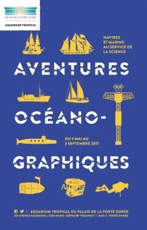 Aventures océanographiques, l'expo à l'Aquarium Tropical de la Porte Dorée