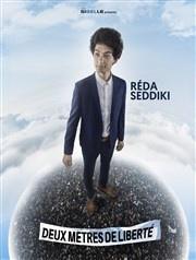 Reda Seddiki dans Deux mètres de liberté à La Nouvelle Seine : notre critique