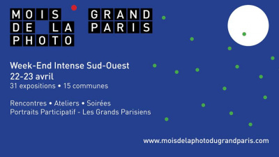 Mois de la Photo du Grand Paris 2017 : week-end Sud-Ouest