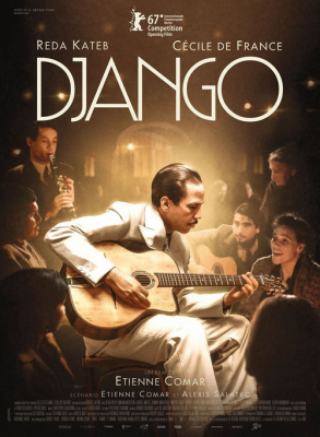 Django : gagnez vos places !