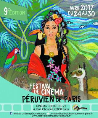 Festival de cinéma péruvien au Christine 21