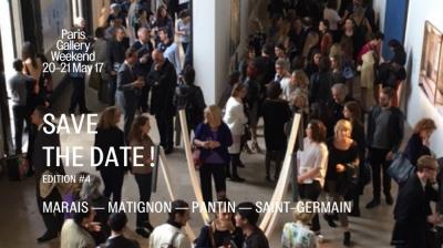 Paris Gallery Week-end : deux jours d'activités dans les galeries parisiennes