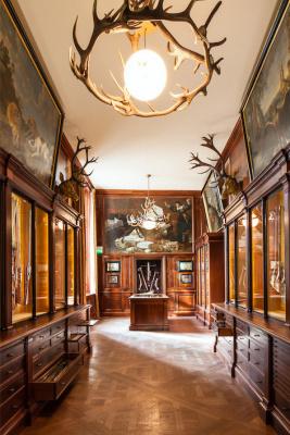 La Maison Cire Trudon s'invite au musée de la Chasse et de la Nature