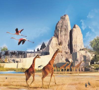 Parcours Biodiversité au Parc zoologique de Paris