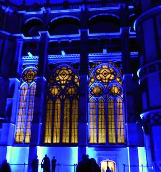 Nuit des Musées 2017 au musée d'Archéologie nationale de Saint-Germain-en-Laye