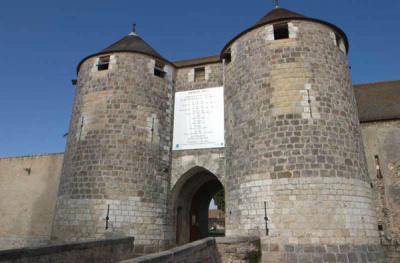 Nuit des musées au château de Dourdan