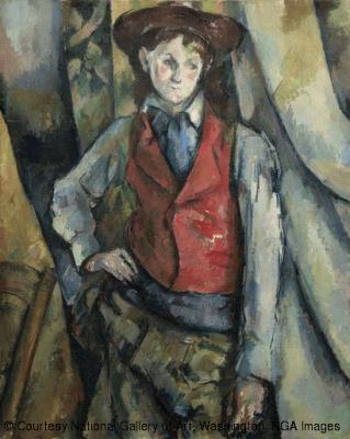 Portraits de Cézanne, l'exposition au musée d'Orsay