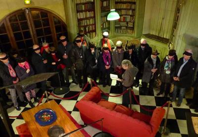 Nuit des Musées 2017 à la Maison Elsa Triolet - Aragon (78)