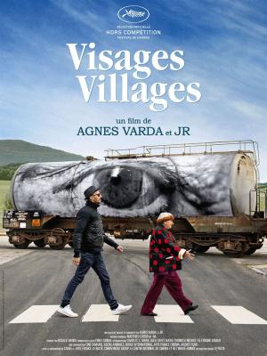 Visages, Villages : découvrez la bande-annonce du film de JR et Agnès Varda