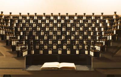 Conférences olfactives au musée du Parfum Fragonard