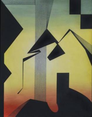Joaquin Ferrer, la belle exposition gratuite de la Maison de l'Amérique latine