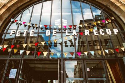 Fête de la Récup' 2017 à Paris
