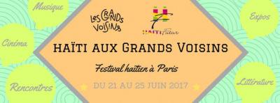 Haïti s'invite aux Grands Voisins pour un festival haïtien