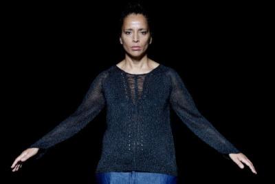 Danse contemporaine au Panthéon avec Nacera Belaza